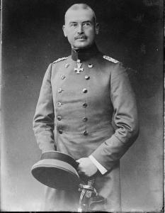 Ο Γερμανός 'αρχιστράτηγος' του Οθωμανικού στρατού, Otto Viktor Karl Liman κατά τον Α' Παγκόσμιο Πόλεμο.
