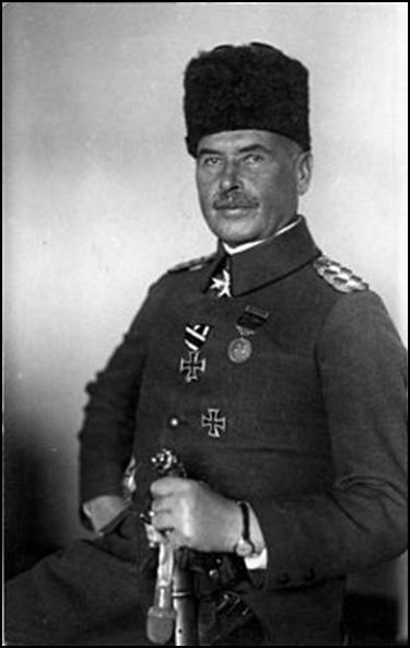 Ο Γερμανός αρχιστράτηγος του οθωμανικού στρατού εμπνευστής των εκκαθαρίσεων του χριστιανικού στοιχείου από τον Πόντο